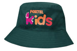 HS-3938 Breathable Poly Twill Infants Bucket Hat