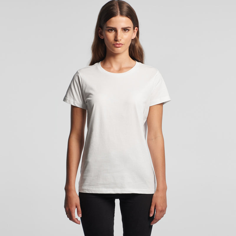 WO'S MAPLE TEE - 4001