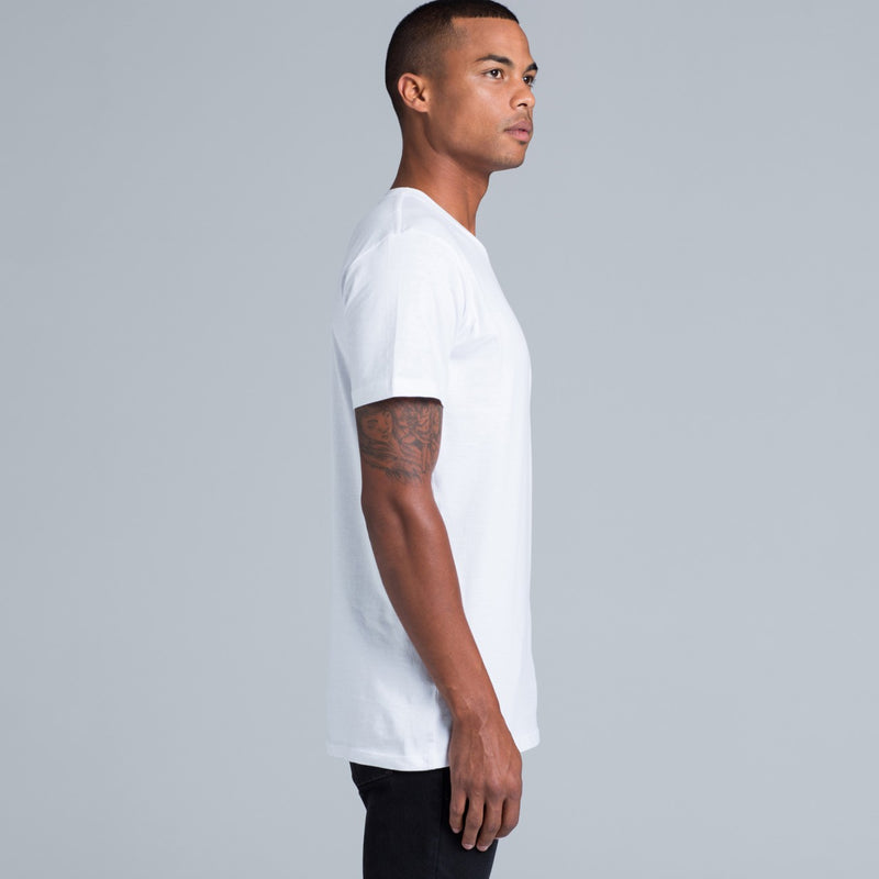 AS Colour 5002 Paper Tee Mens turn