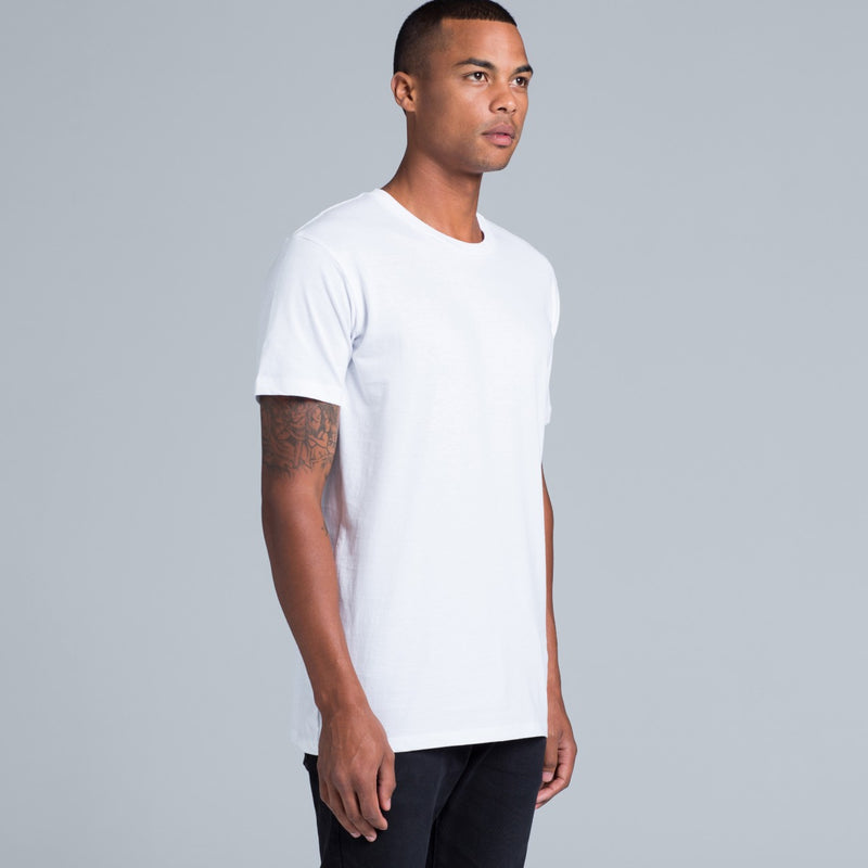 5002-sideAS Colour 5002 Paper Tee Mens side