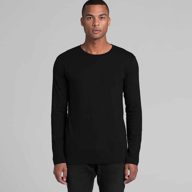 AS Colour 5009 Ink Long Sleeve Tee Mens