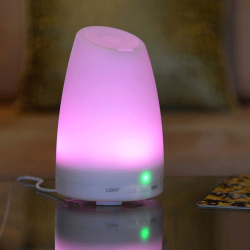 LUA Ultrasonic Aromatherapy Diffuser [120ml | 6+hrs]