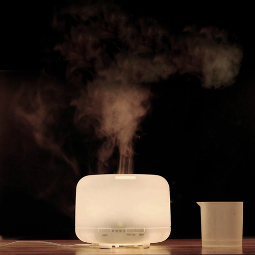 TAIKO Ultrasonic Aromatherapy Diffuser [500ml | 16+hrs]