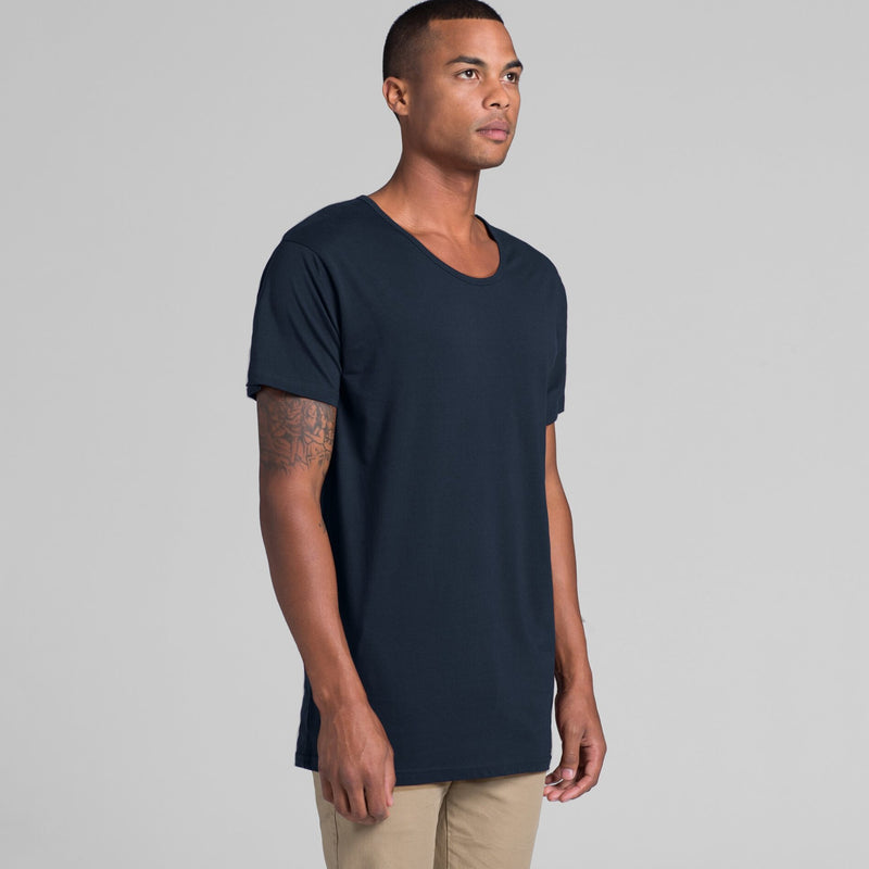 AS Colour 5011 Shadow Tee Mens turn