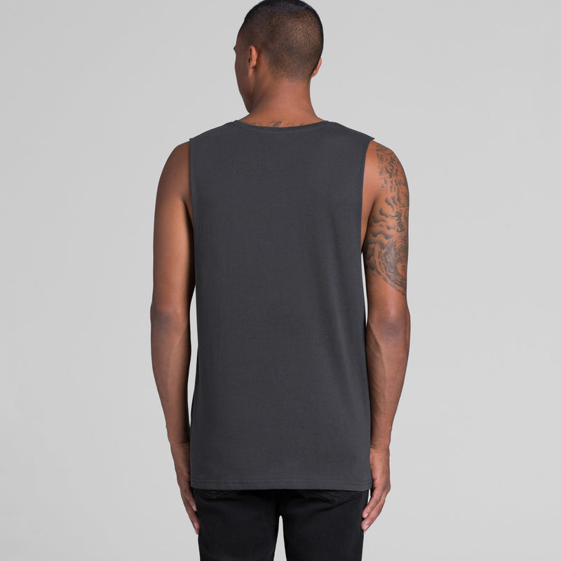 AS Colour 5025 Singlet Barnard Tank Tee Mens rear
