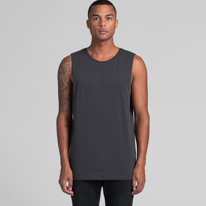 AS Colour 5025 Singlet Barnard Tank Tee Mens