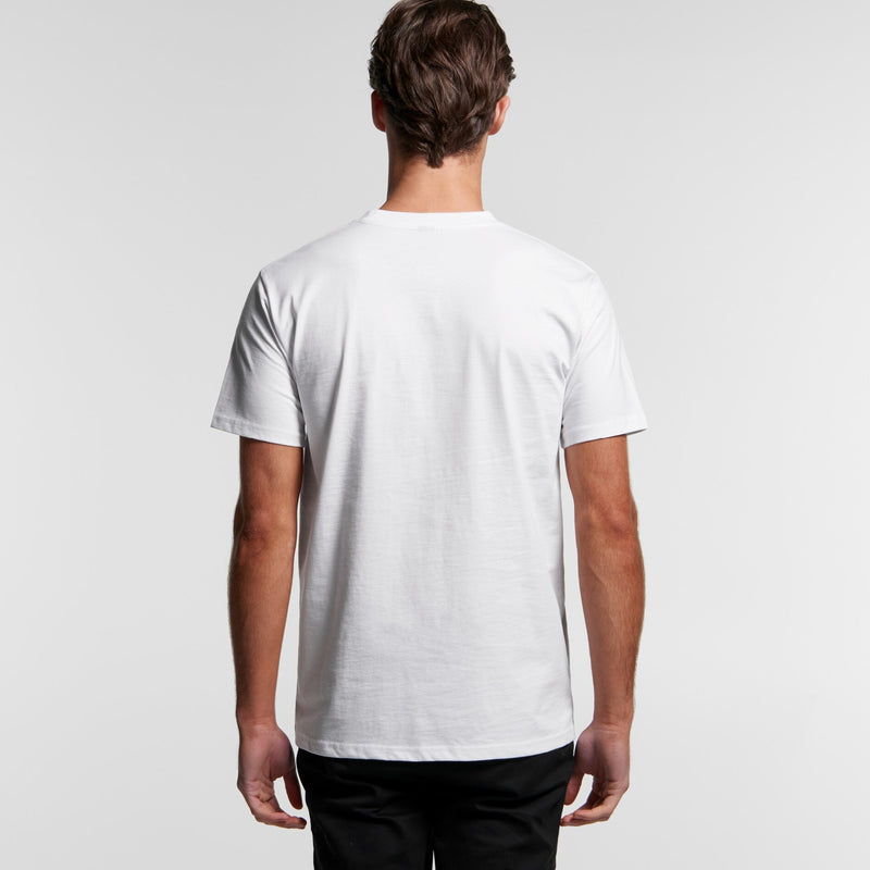 AS Colour 5027 Classic Pocket Tee Mens rear