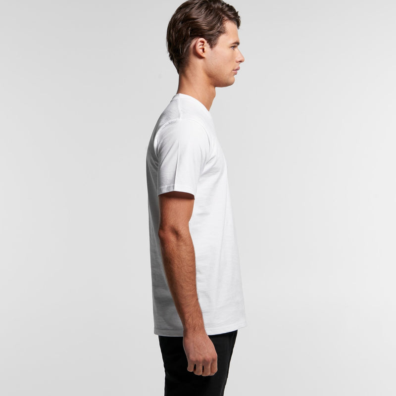 AS Colour 5027 Classic Pocket Tee Mens side