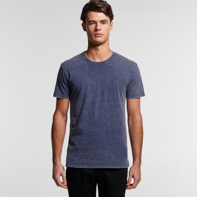 AS Colour 5040 Stone Wash Tee Mens