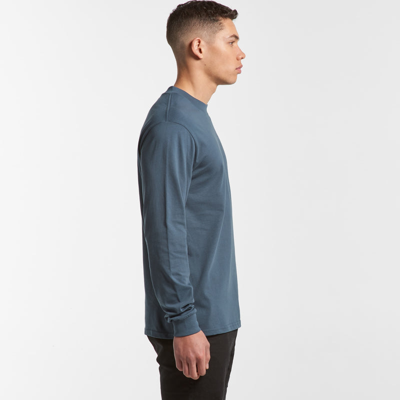 AS Colour 5056 General Long Sleeve Tee Mens side