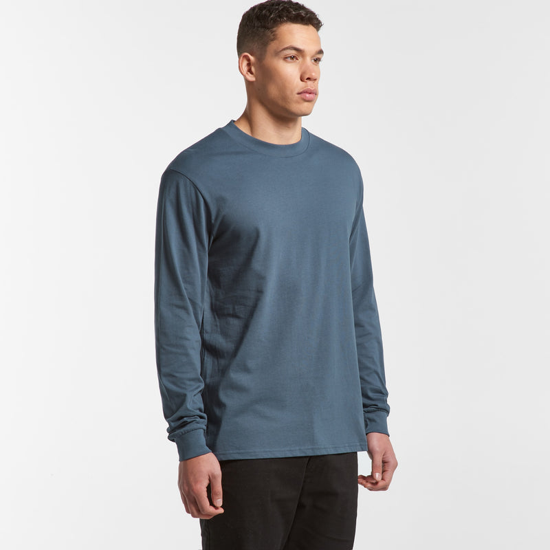 AS Colour 5056 General Long Sleeve Tee Mens turn