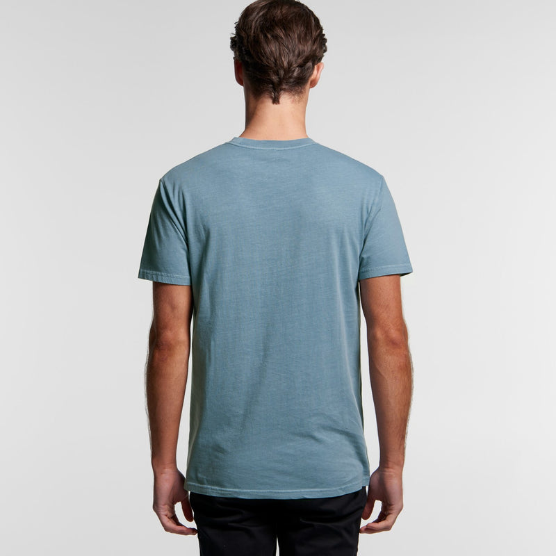 AS Colour 5065 Faded Tee Mens rear