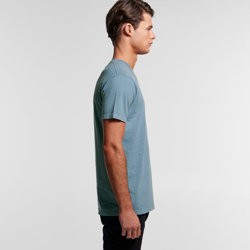 AS Colour 5065 Faded Tee Mens side