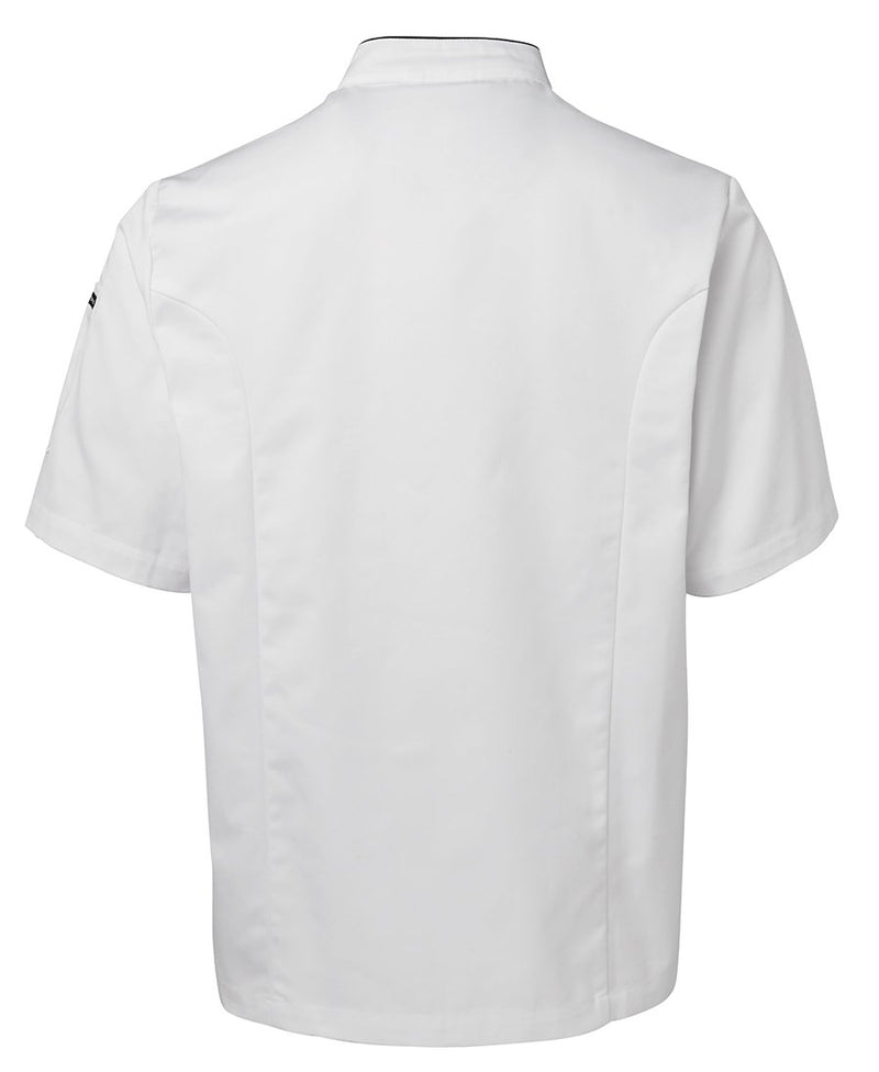 Unisex Chefs Jacket - Short Sleeve