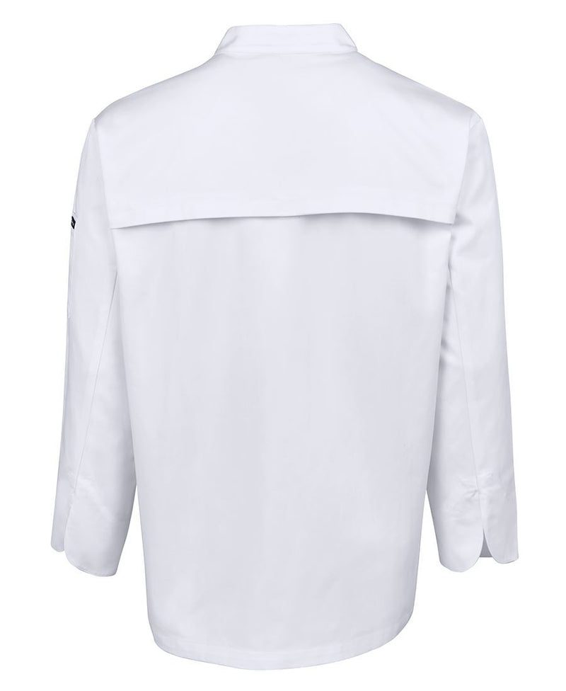 Vented Chefs Jacket - Long Sleeve