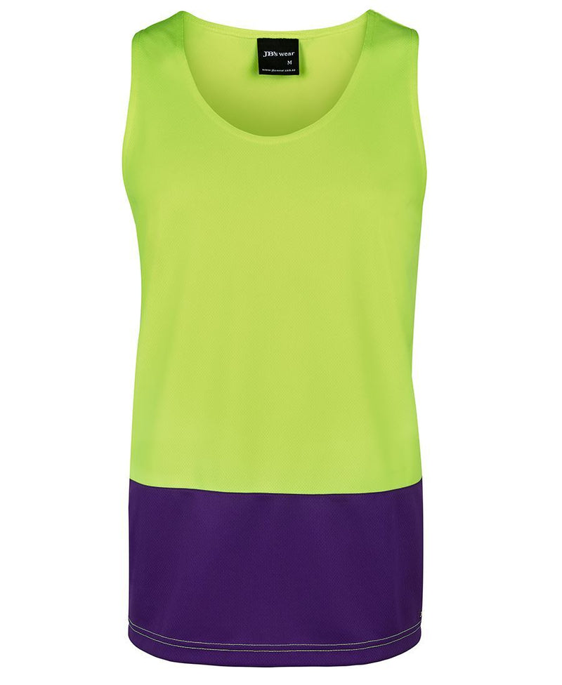 Lime/Purple