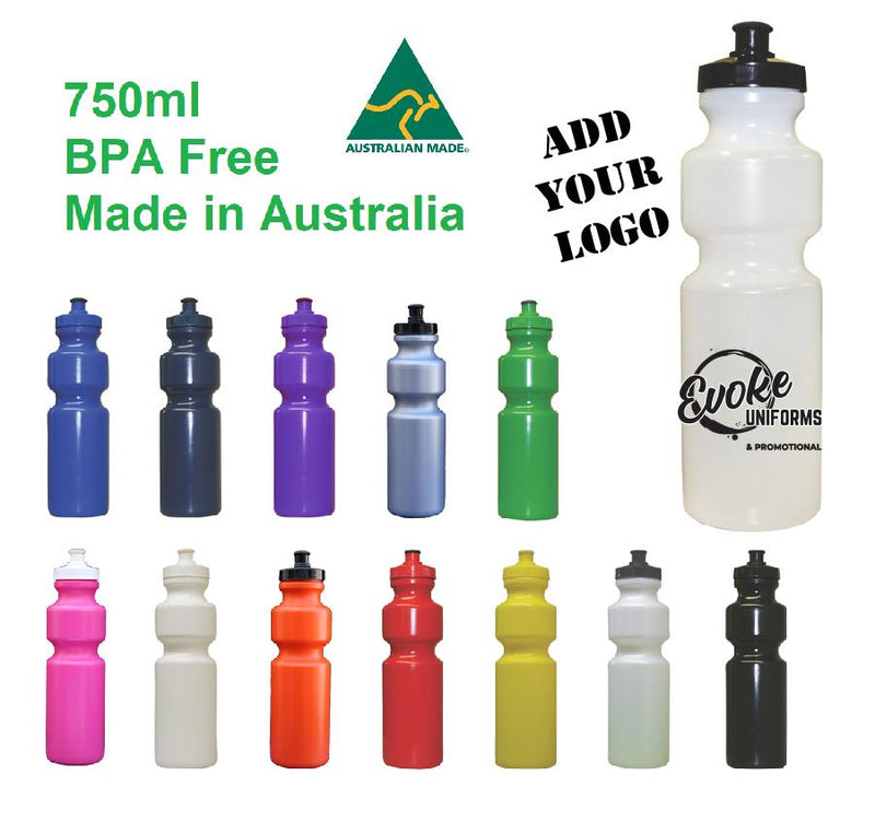 750ml BPA Free Made In Australia Bottle