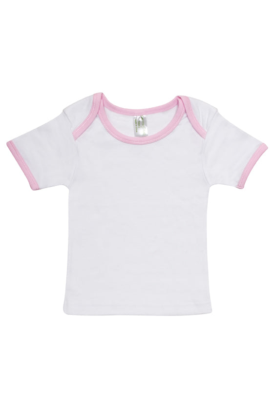 Baby Short Sleeve Tee - Organic Cotton
