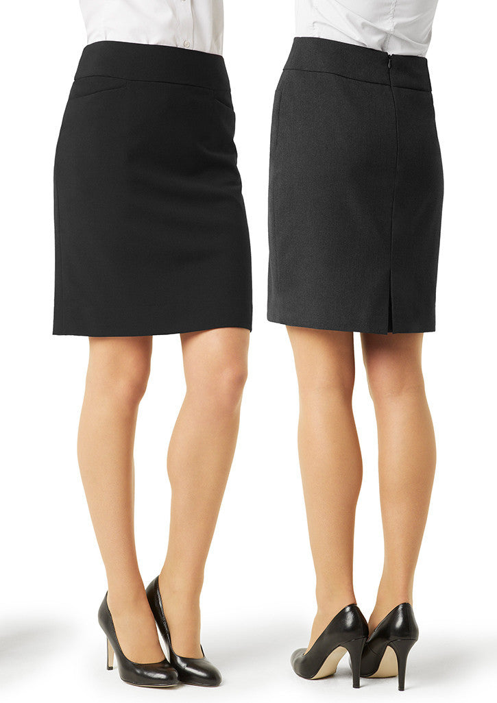 Classic Knee Length Skirt Ladies