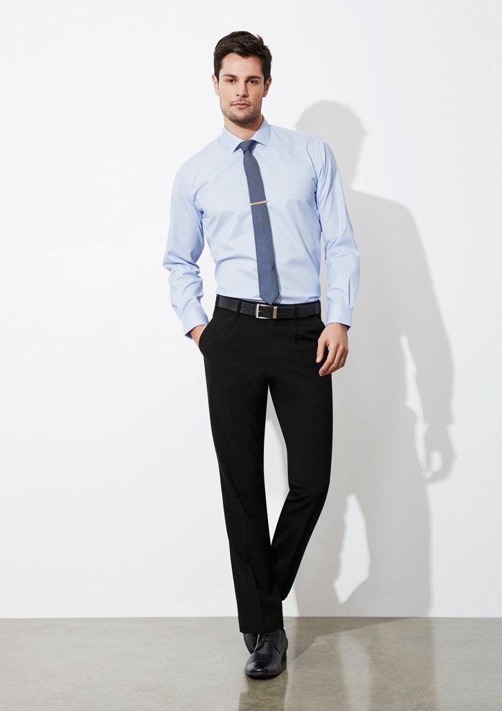 Classic Pleat Front Pant Mens