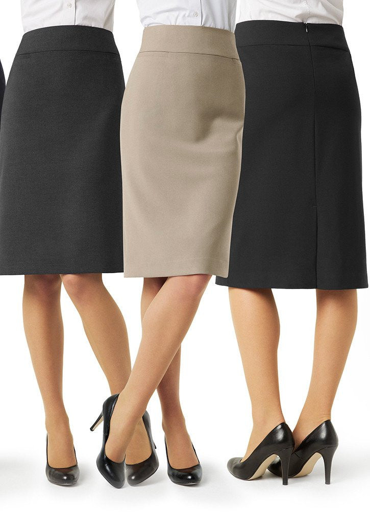 Classic Below Knee Skirt Ladies