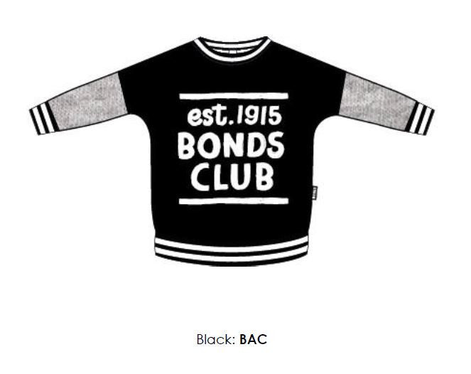 Bonds Retro Ribs Pullover **SOLD OUT**