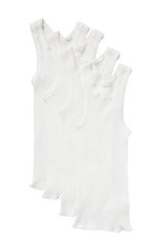 Bonds Baby Vest 4 Pack