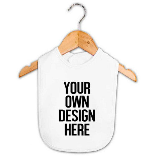Design Your Own Personalised Baby Bib