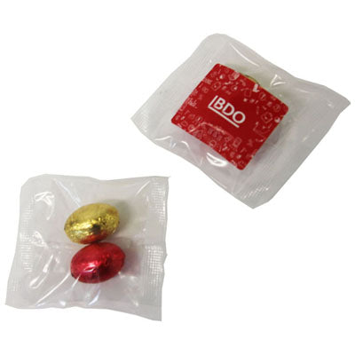Mini Solid Easter Eggs in Bag X2 Eggs, 15G