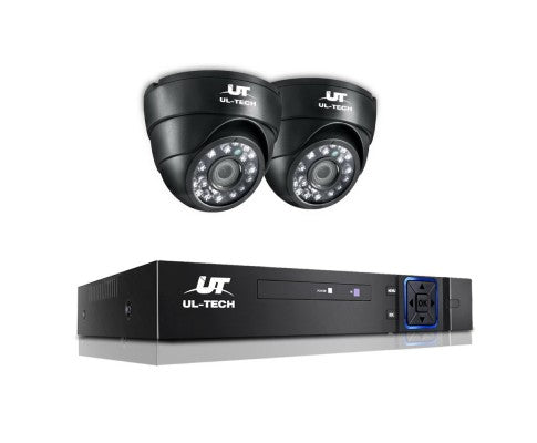 1080P Four Channel HDMI CCTV Security Camera (2)