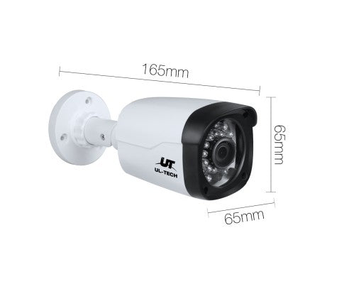 1080P Eight Channel HDMI CCTV Security Camera (8)