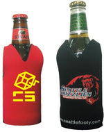 Footy Style Stubby Holder - Full Colour