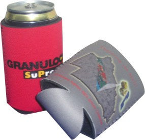 Flat Pak Stubby Holder - 3mm - Full Colour