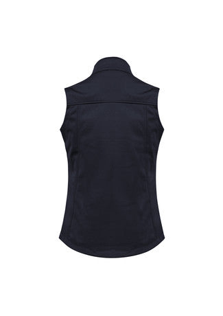 Soft Shell Vest Ladies