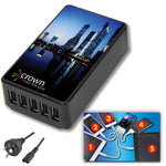 5 Port Wonder Wall Charger