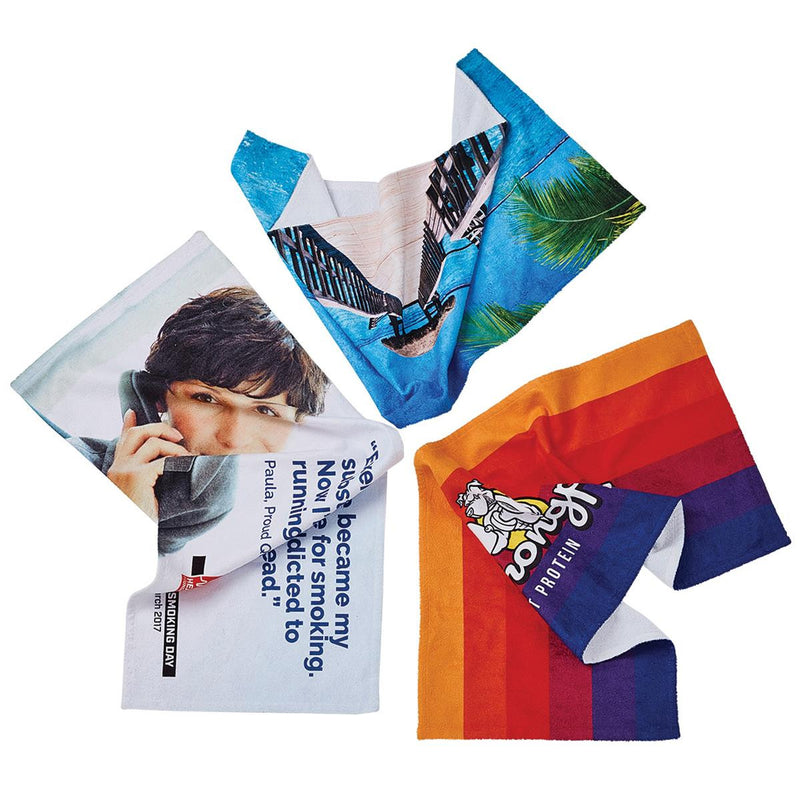 Sublimation Sports Towel