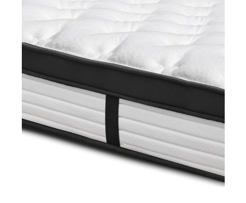 Lux 31cm - Euro Top Mattress - Double