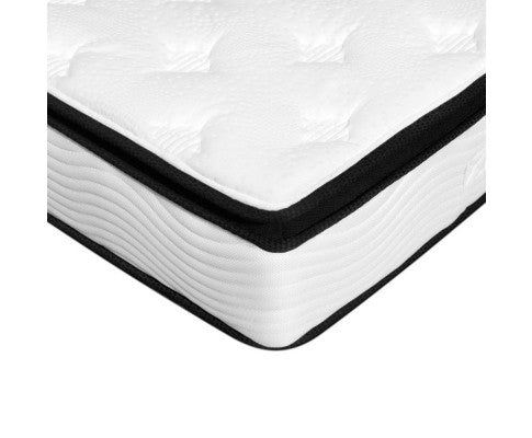 Pillow Top Pocket Spring Mattress - Queen