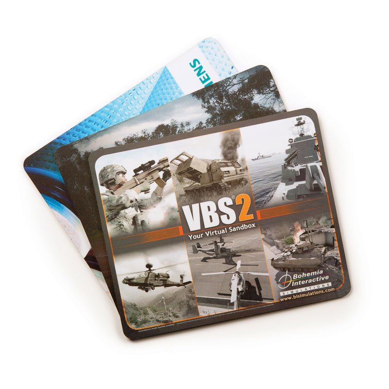 Budget Mouse Mat 230x190mm