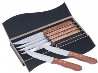 Steak Knife 6 Piece Set