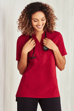 Biz Collection CS949LS Easy Stretch Tunic Ladies