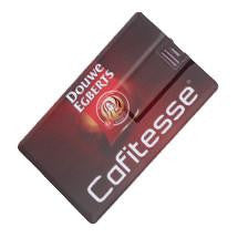 USB Credit Card - 2GB - with Full Colour print