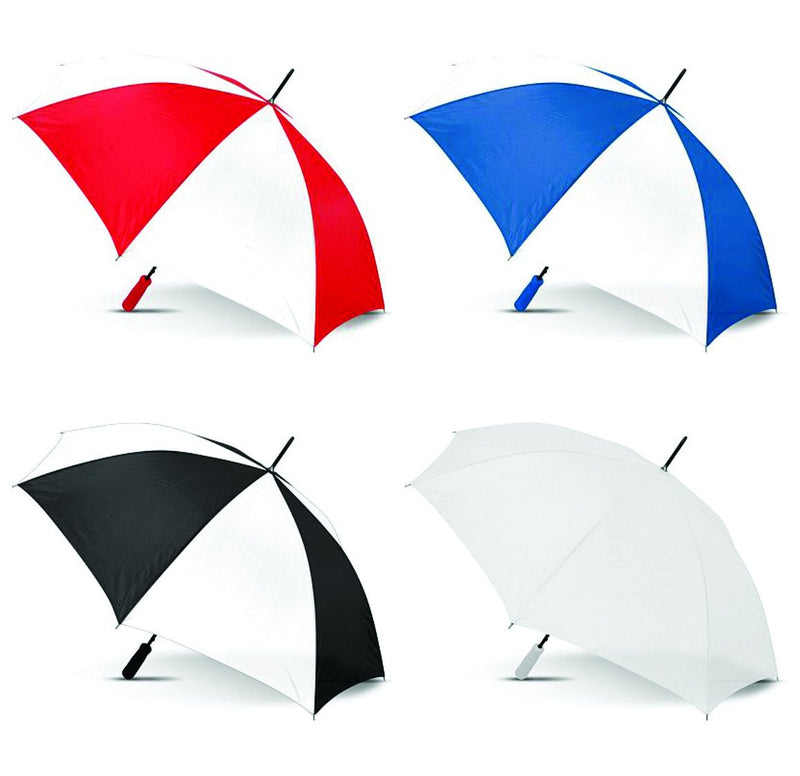 Nimbus Umbrella - with Full Colour print on 2 panels