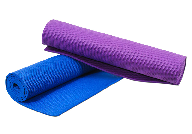 Yoga Mat - with 1 colour print