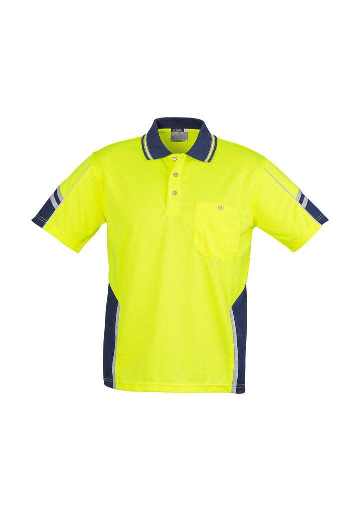 Yellow/Navy