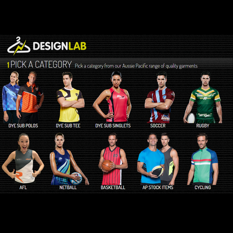 Design Your Own - Dye Sublimation