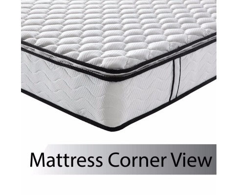 Latex Pillowtop Mattress Single