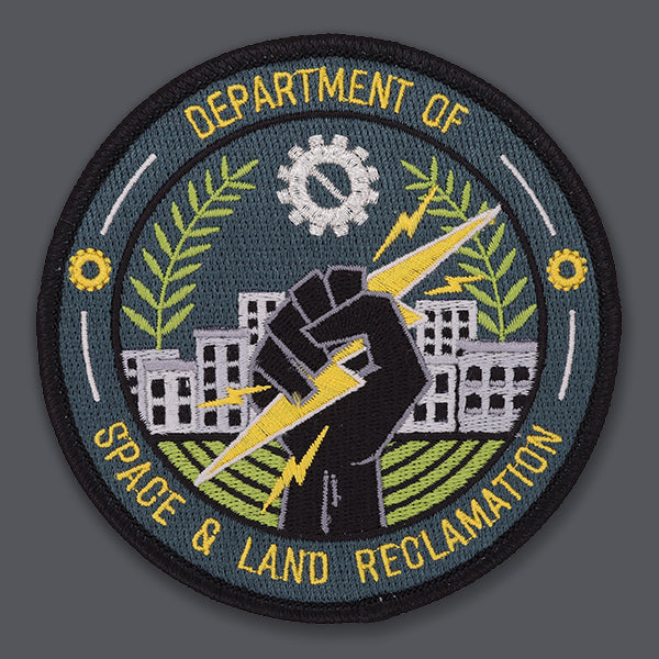 Department of space land reclamation