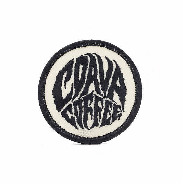 Coava Coffee patch designed by Factory North