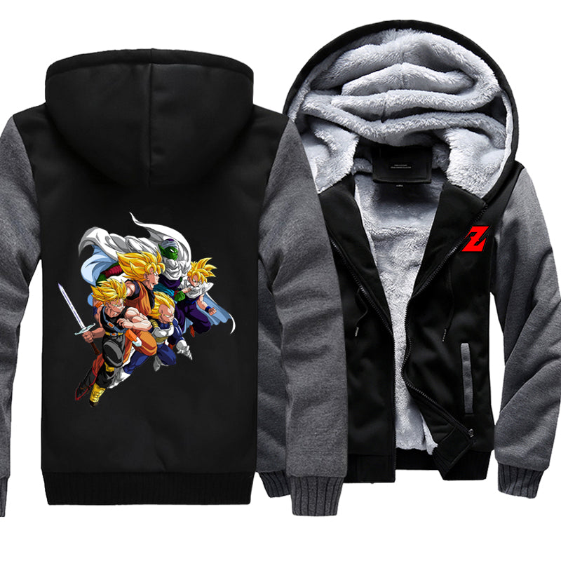Z Warriors Jacket